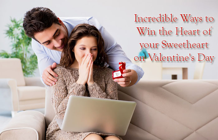 Valentine's Day Gifts for winning heart