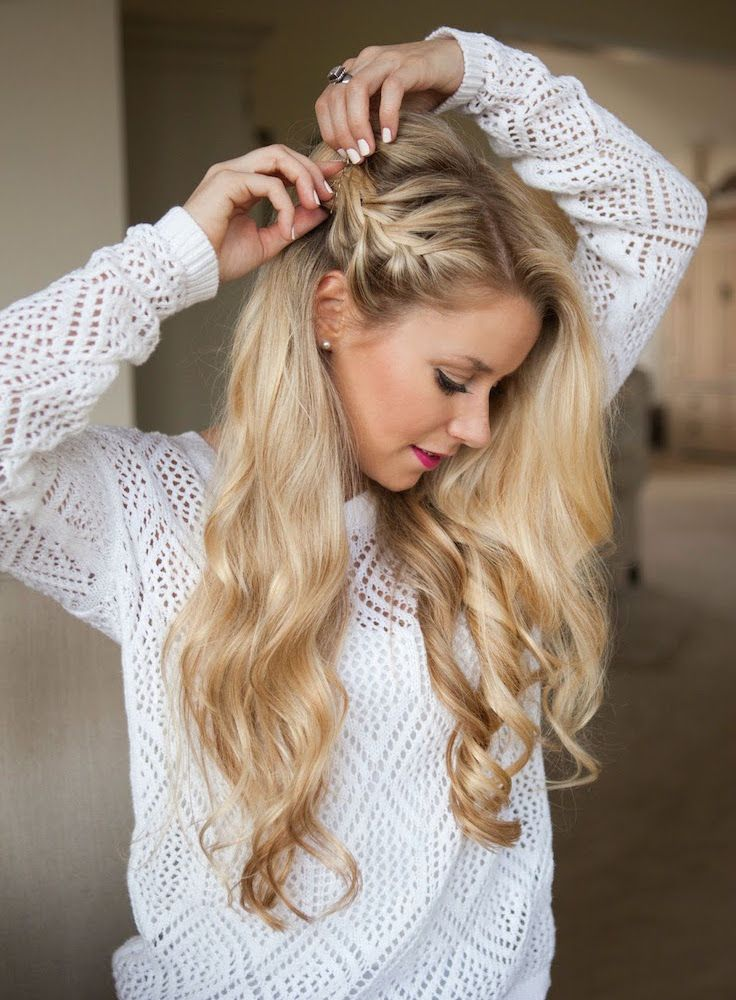 Top Creative Ideas For Doing Beautiful Party Hairstyles, Latest News Adda