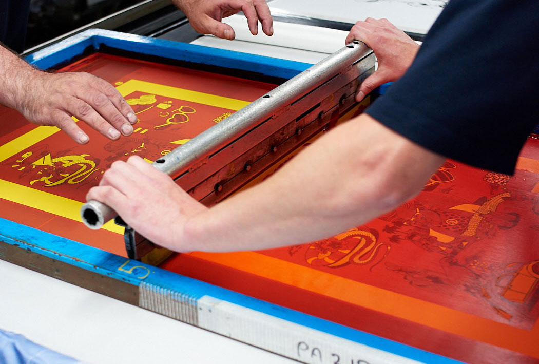 A Complete Step-By-Step Guide For Screen Printing Technique, Latest News Adda