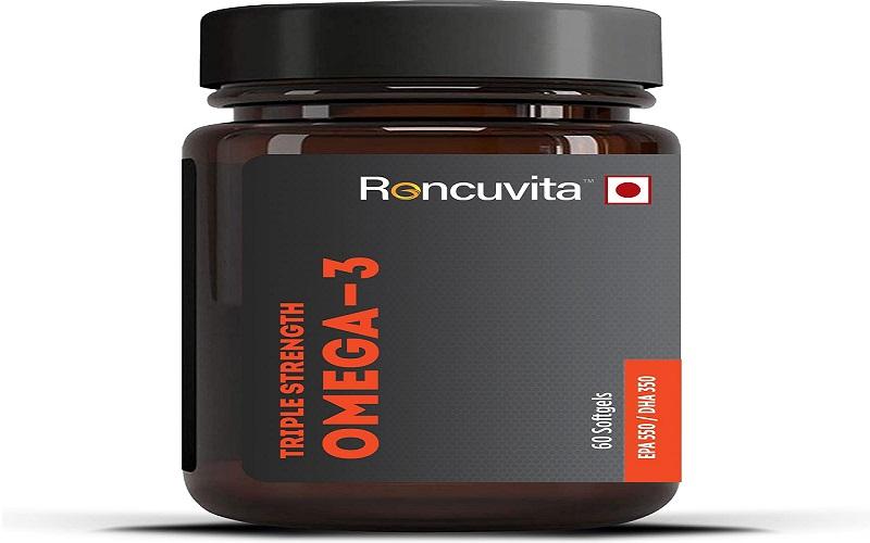 Fish oil omega 3 capsules, Latest News Adda