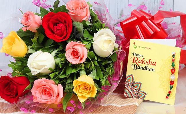 Flowers to embrace the love between siblings this Rakshabandhan, Latest News Adda